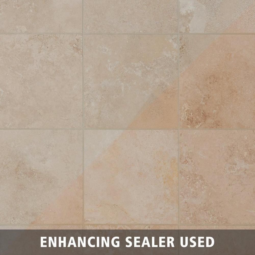 Durango Honed Travertine Tile | Travertine tile, Travertine and ...