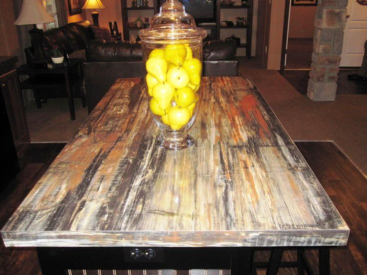 Exceptionnel Petrified Wood Countertop   Google Search