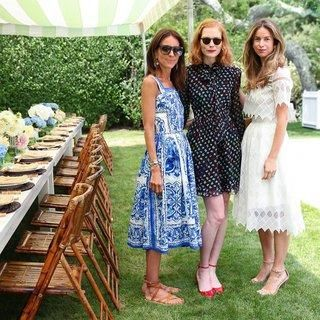 The perfect summer dresses for an outdoor garden party