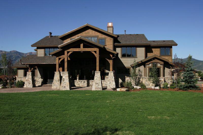 Lane Myers Construction Utah Custom Home Builders Luxury Homes Mountain Ranch Estates Park City Customhome Builder Lanemyers