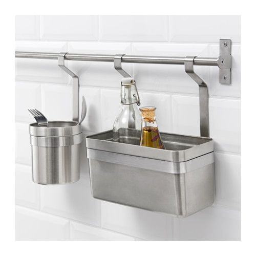 GRUNDTAL Behälter - IKEA   DIY-Küchen Ideen   Pinterest   Diy küche ...