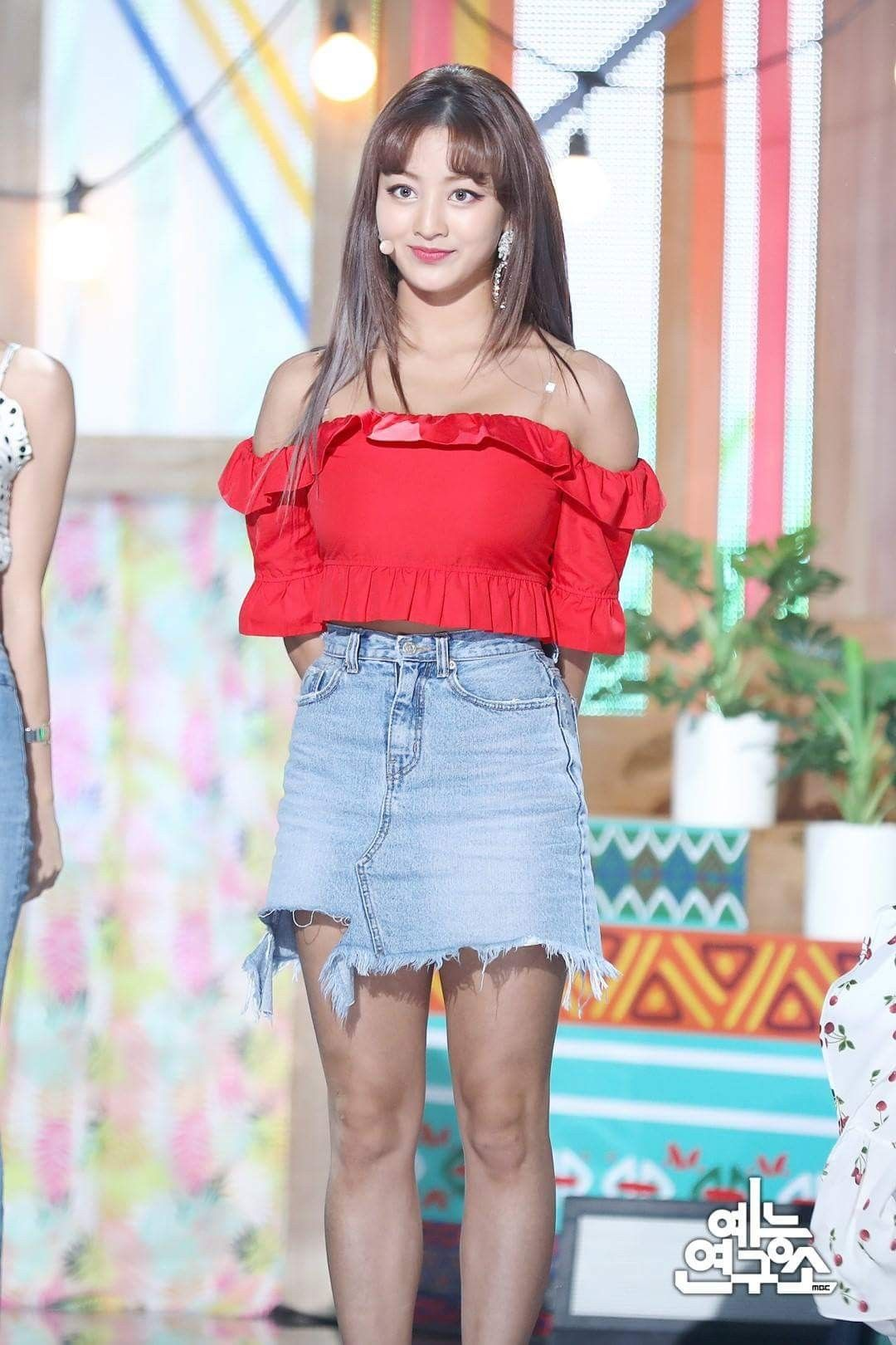 Pin By Cameron Deacon On Twice Jihyo Stage Outfits