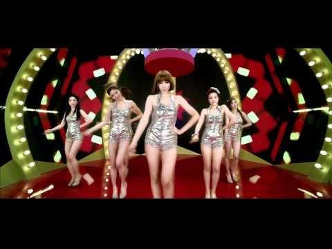 달샤벳(dal★shabet) - 블링블링(bling bling)