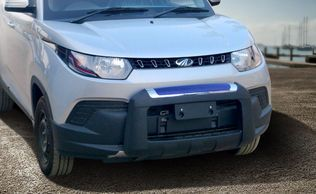Goldsun Mahindra Kuv 100 Front Bumper11 Suv Car Bumpers Car