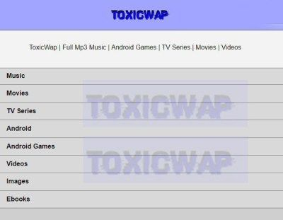 Toxicwap - TV Series | Videos | Music Download | sabiera file in