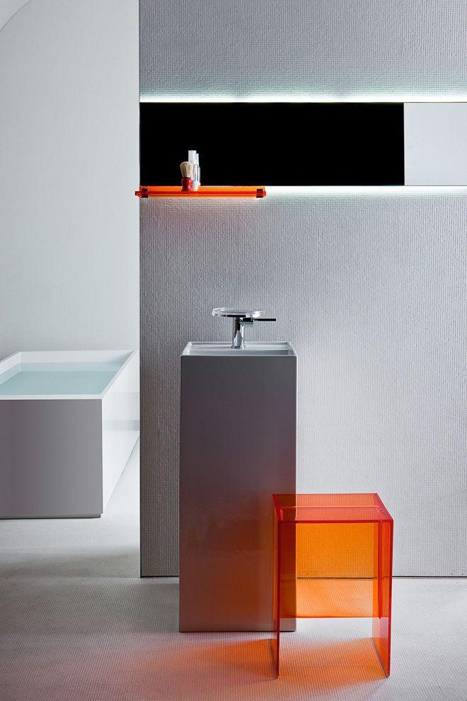 Kartell by Laufen: het beste van twee werelden in je badkamer | Vans ...