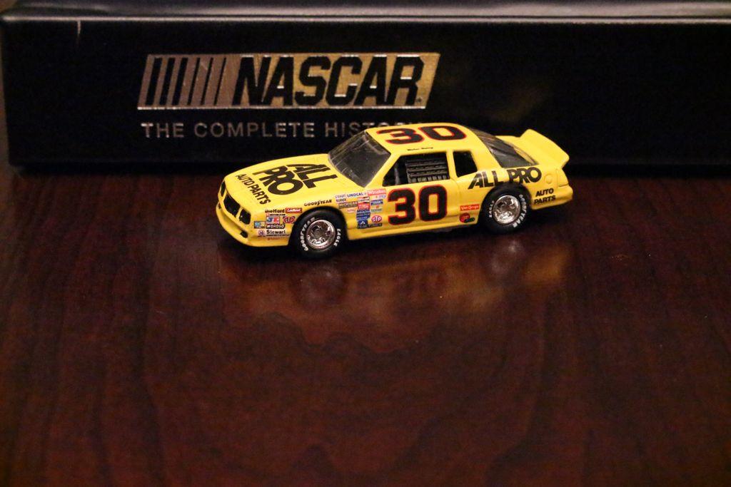 Michael Waltrip 1987 All Pro Chevrolet Monte Carlo Aerocoupe Nascar Diecast Chevrolet Monte Carlo Michael Waltrip