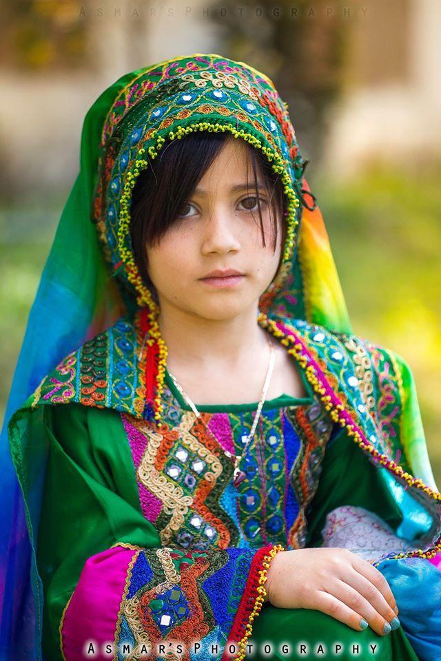 #little #afghan #girls #looking #so #cute #beautiful #nice