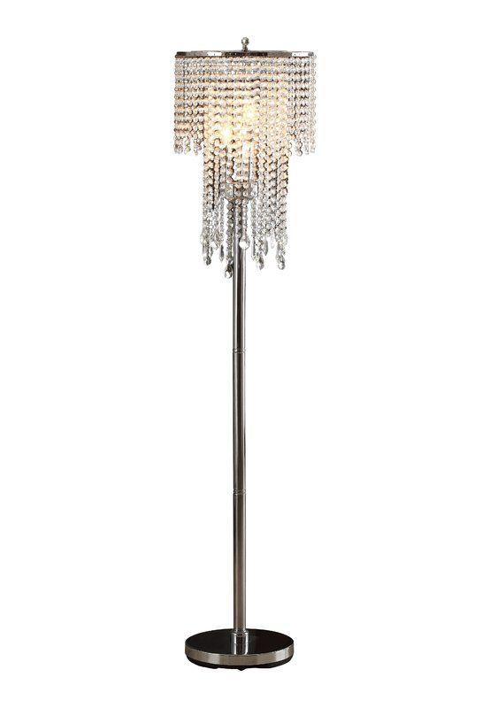 """Candelabra Floor Lamp Tillinger 63"""" Candelabra Floor Lamp  Lisa's Backup  Pinterest"""