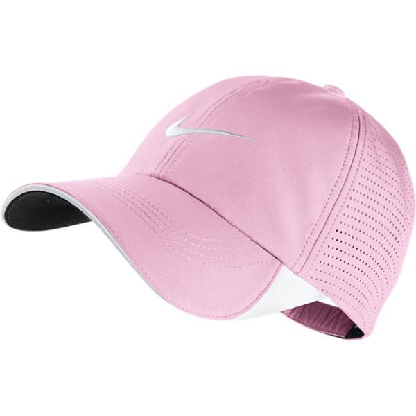 Nike Perforated Golf Hat - Pink add1409510b