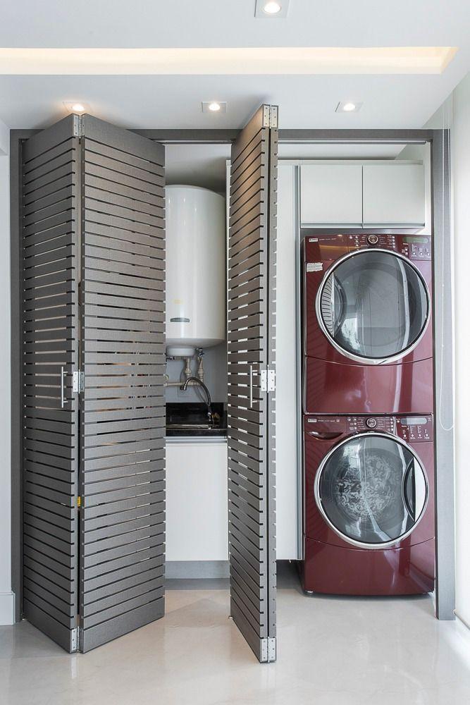 7 buenas ideas y recursos sencillos para organizar el lavadero