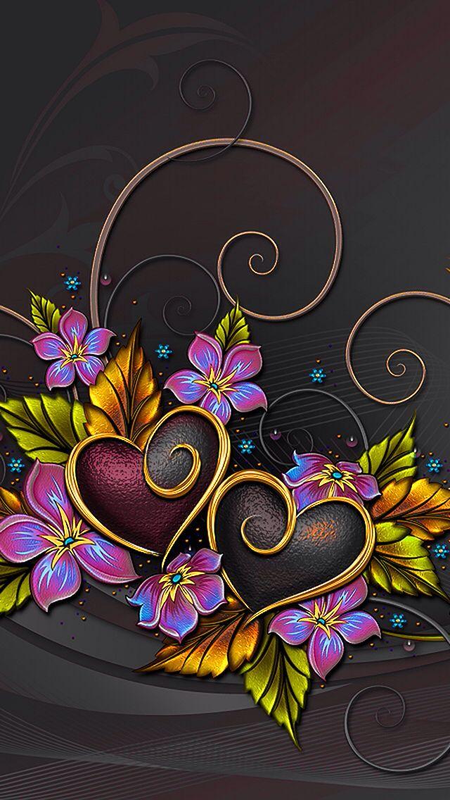 Checkout This Wallpaper For Your Iphone Http Zedge Net W10327886 Src Ios V 2 3 Via Zedge Heart Wallpaper Valentines Wallpaper Love Wallpaper