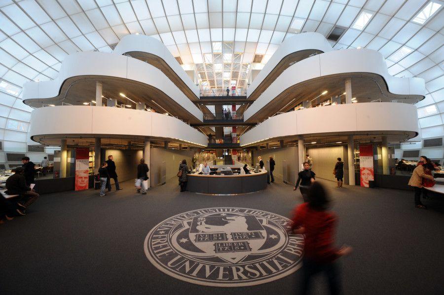 8. Freie Universität Berlin/Germany -- Philologische Bibliothek (2005)