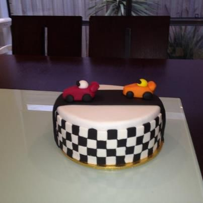 Kingston's Bday Cake