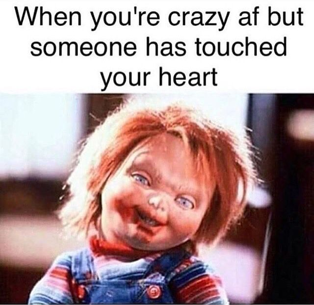 e597e51bf0a66582c883d51e6bfd3ce8 funny crazy chucky when your crazy pinterest chucky