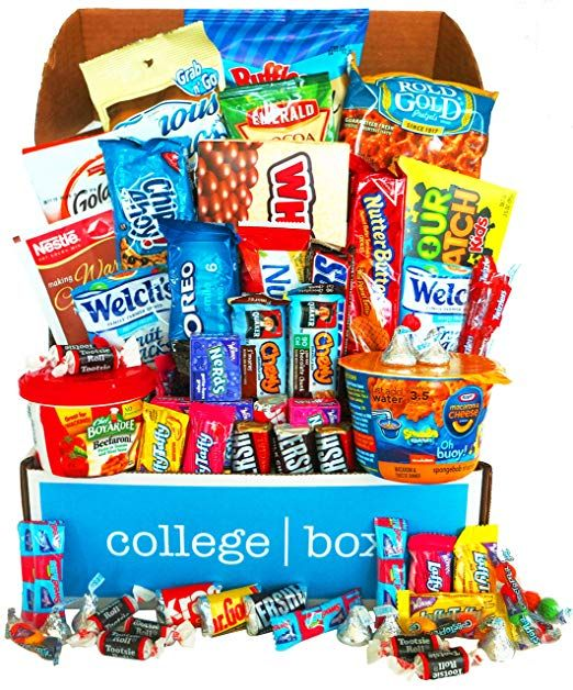 The Best Care Packages For College Guys