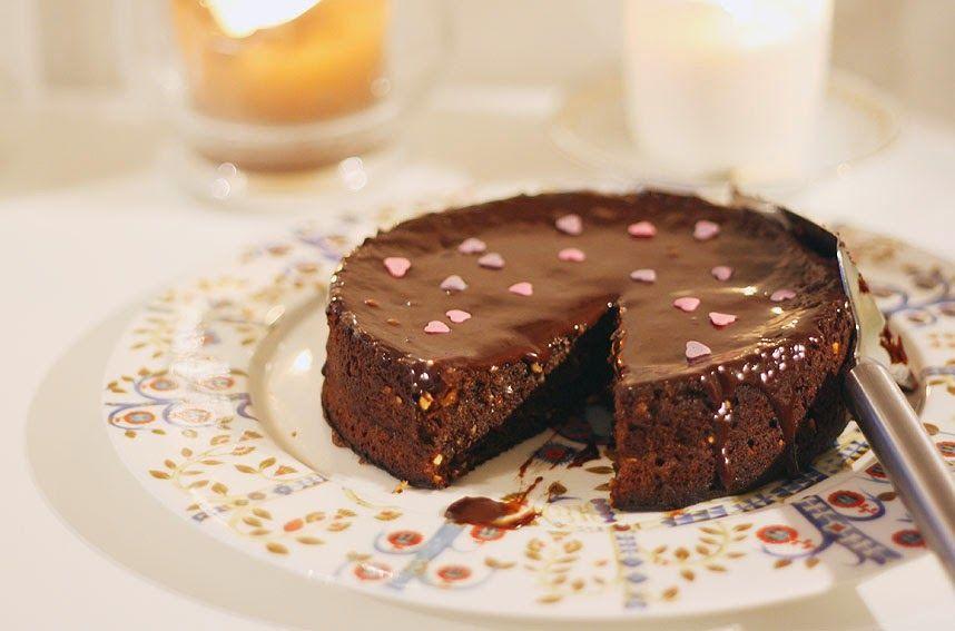 Lunni leipoo: Nutella-kakku