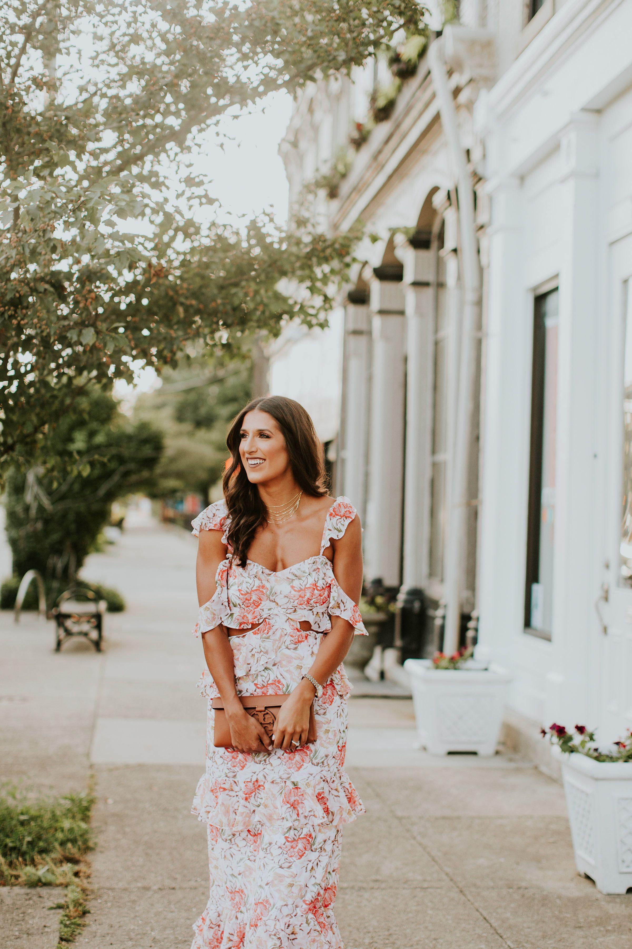 Ruffle Maxi Dress Pinterest Dress Wedding Guests Maxi Dresses