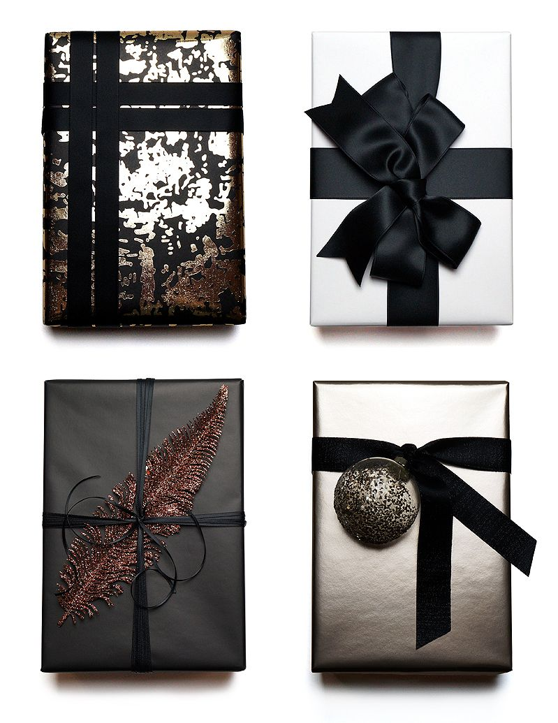 Elegant Gift Wrapping Ideas #giftwrapping