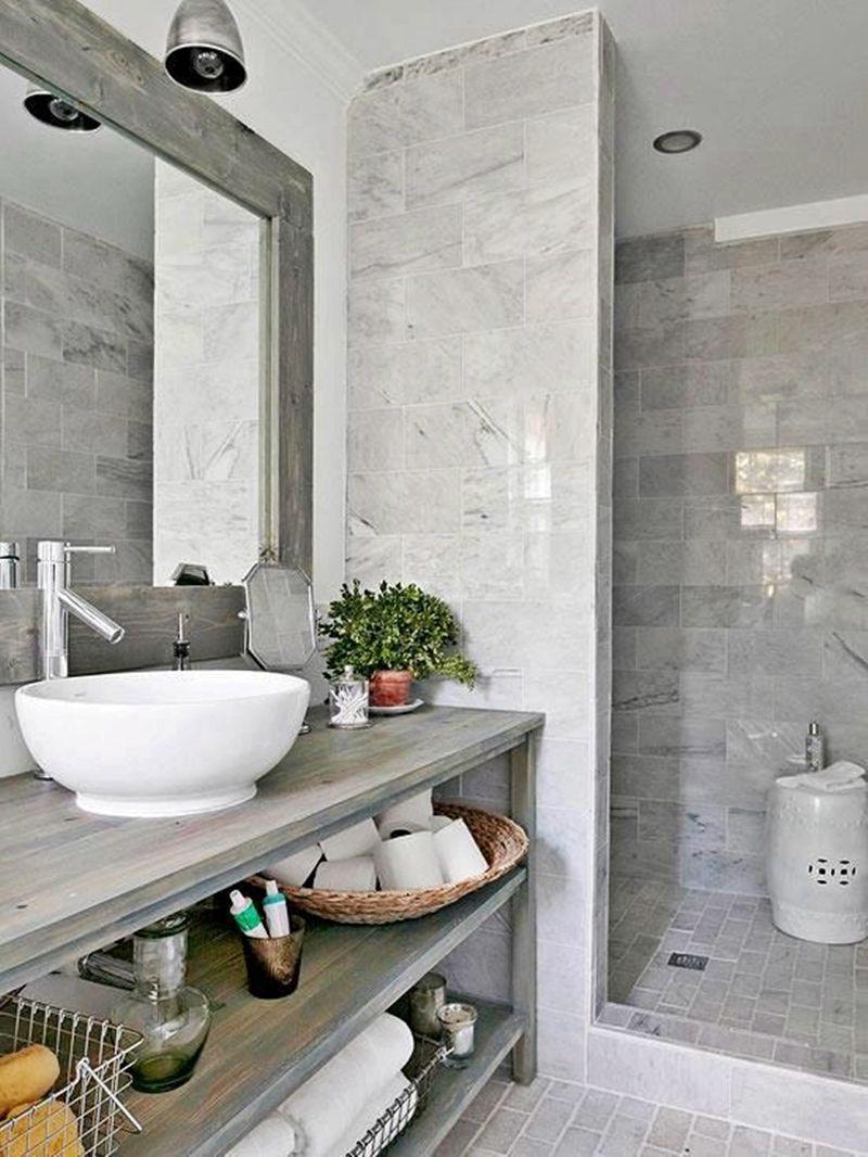 Bagno piccolo vincolo progettuale o sfida creativa a casa di ro bathroom pinterest - Design bagno piccolo ...