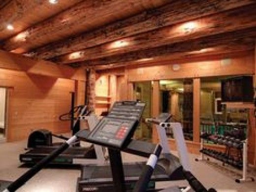 8 Great Rustic Home Gyms Decor Ideas Home Gym Decor Rustic House Gym Decor