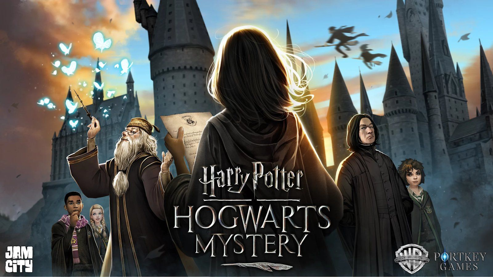 The Harry Potter Hogwarts Mystery Trailer Just Dropped And We Are Officially Obsessed Harry Potter Games Hogwarts Mystery Harry Potter Movies
