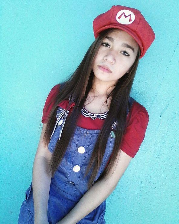 Lyn Glaishel Tan(Lyn) Super Mario Bros Cosplay Photo - Cure WorldCosplay