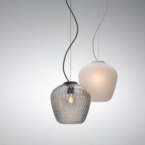 Designdelicatessen Andtradition Blown Lampe Sw3 Hvid Tradition Lamper Pendel Haengelamper Lamper