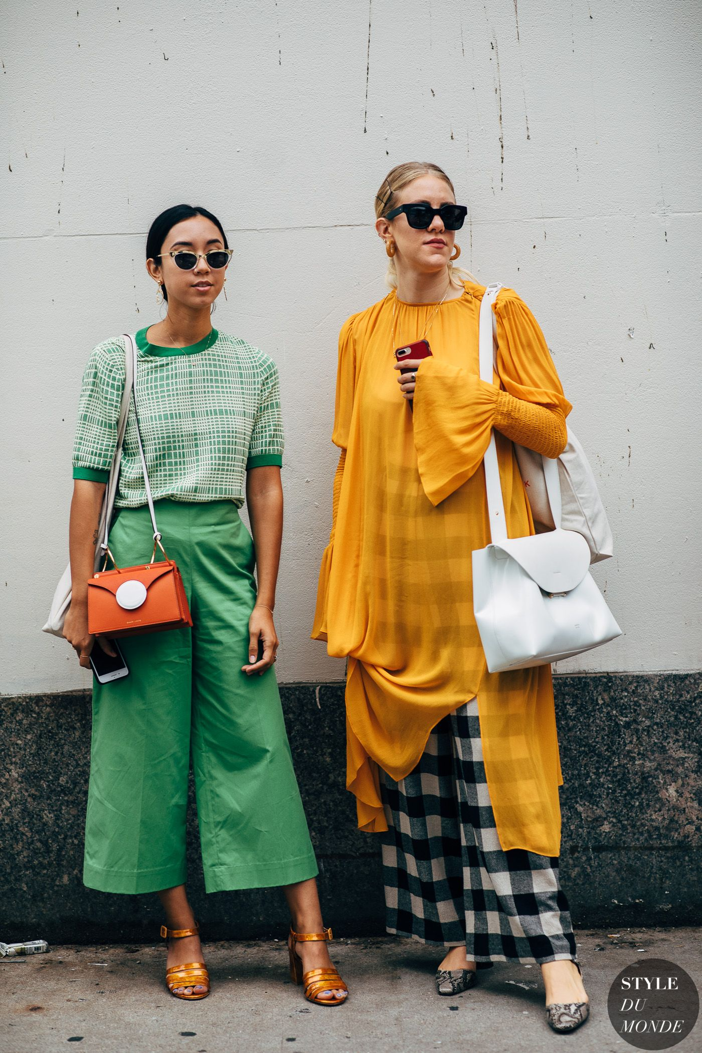 New York SS 2019 Street Style – STIL DU MONDE | Street style street fashion photos