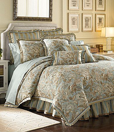Genial J Queen New York Barcelona Bedding Collection #Dillards For The New House :)