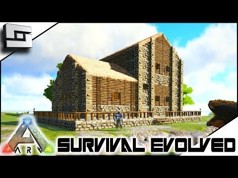 Charming Cool ARK: Survival Evolved   NEW BASE HOUSE PLACE!! E11 ( Ark Ragnarok