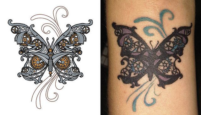 ea808cf0bf74a steampunk tattoo ideas | Recent Photos The Commons Getty Collection  Galleries World Map App ..