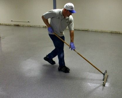 10 Reasons To Add A Clear Top Coat To An Epoxy Garage
