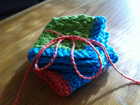 Grandmas Cottony Baby Washcloth Crochet Crochet Babies And