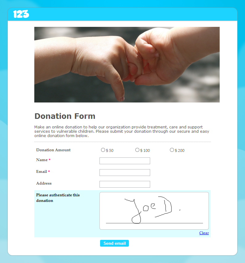 The Indispensable Online Donation Request Form for Charity