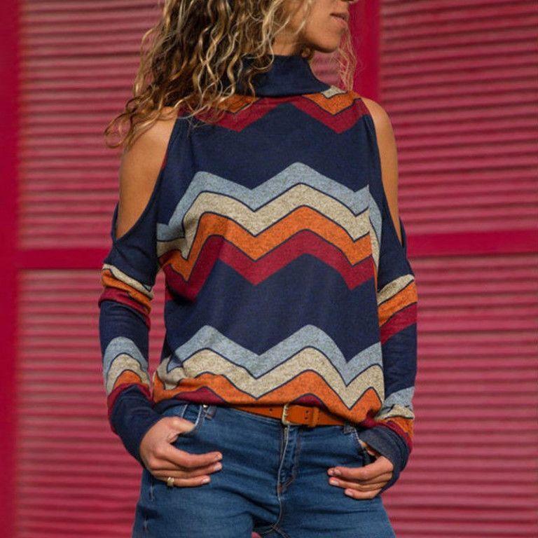 Atraktivní tričko s dlouhým rukávem Lionka - více barevné - Pošta Zdarma 004d1e8878