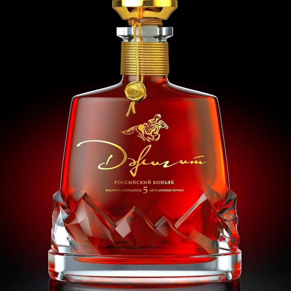 Jigit Brandy On Packaging Of The World Creative Package Design Gallery In 2020 Whiskey Packaging Bottle Design Bottle