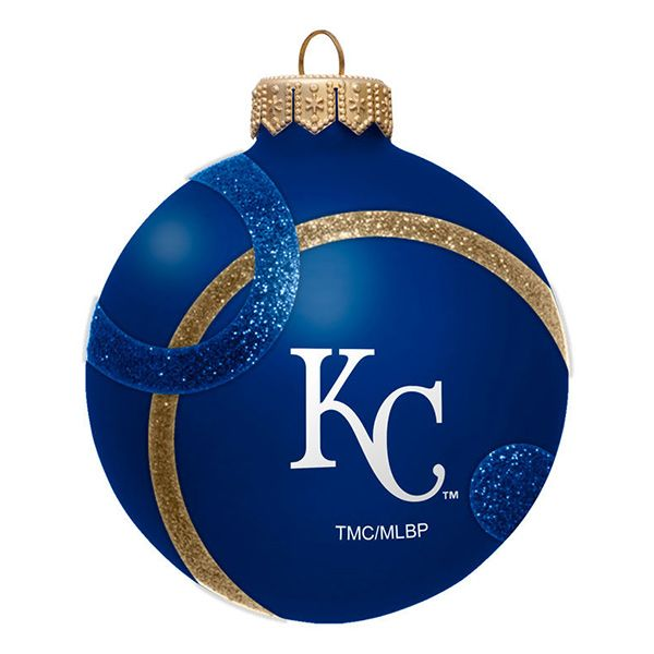 Kansas City Royals Christmas Ornament Kansas City Royals