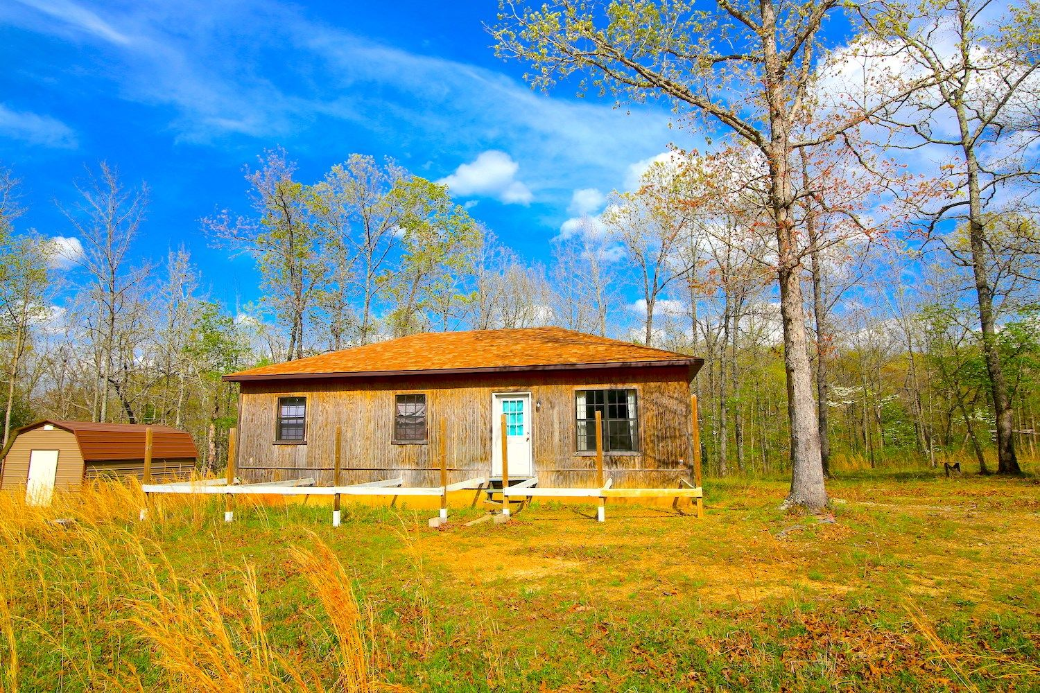 Country home for sale in oregon county missouri country