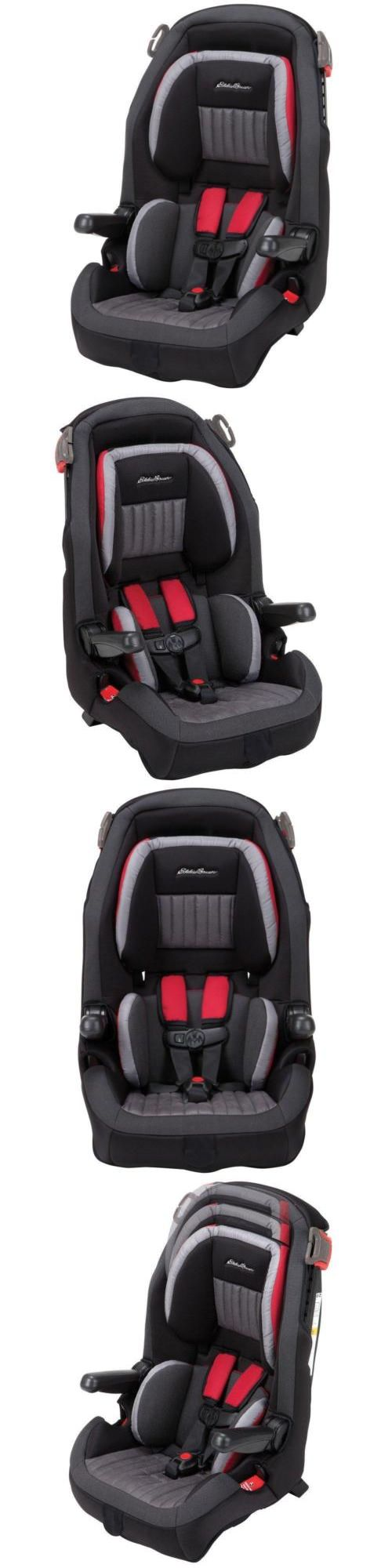 Other Car Safety Seats 2987 Eddie Bauer Combination Booster Seat Salsa Red BUY IT NOW ONLY 9403 On EBay