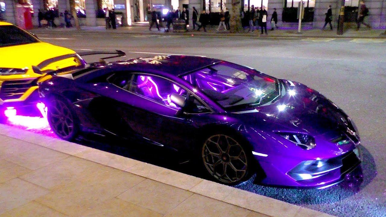 Lamborghini Throwing A Party In London