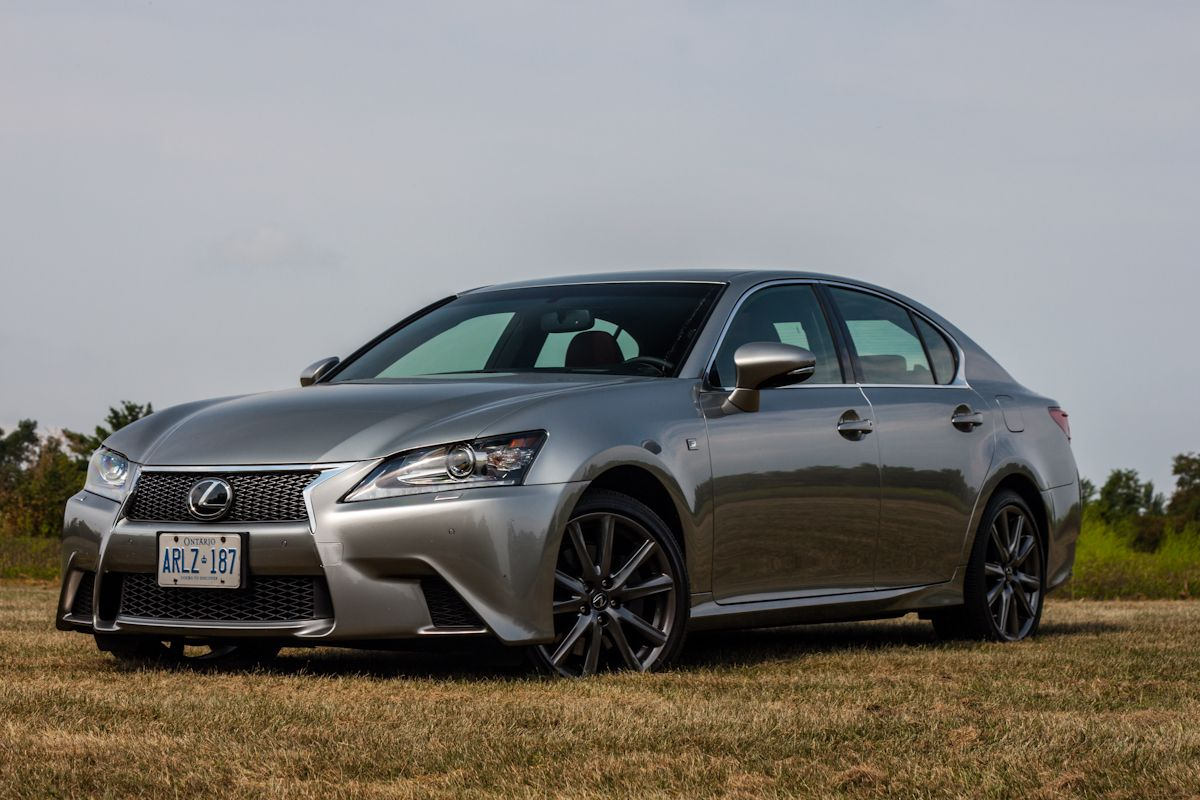2015 Lexus GS350 AWD F Sport in Atomic Silver Garage
