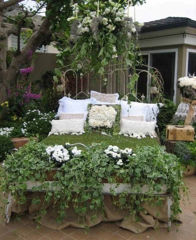 Décoration jardin en objets de récupération en 31 idées rusées | DIY ...