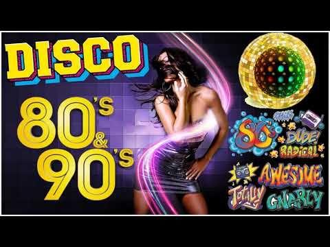 Mi Musica de los años, 70, 80,90. Best Disco Songs 80s