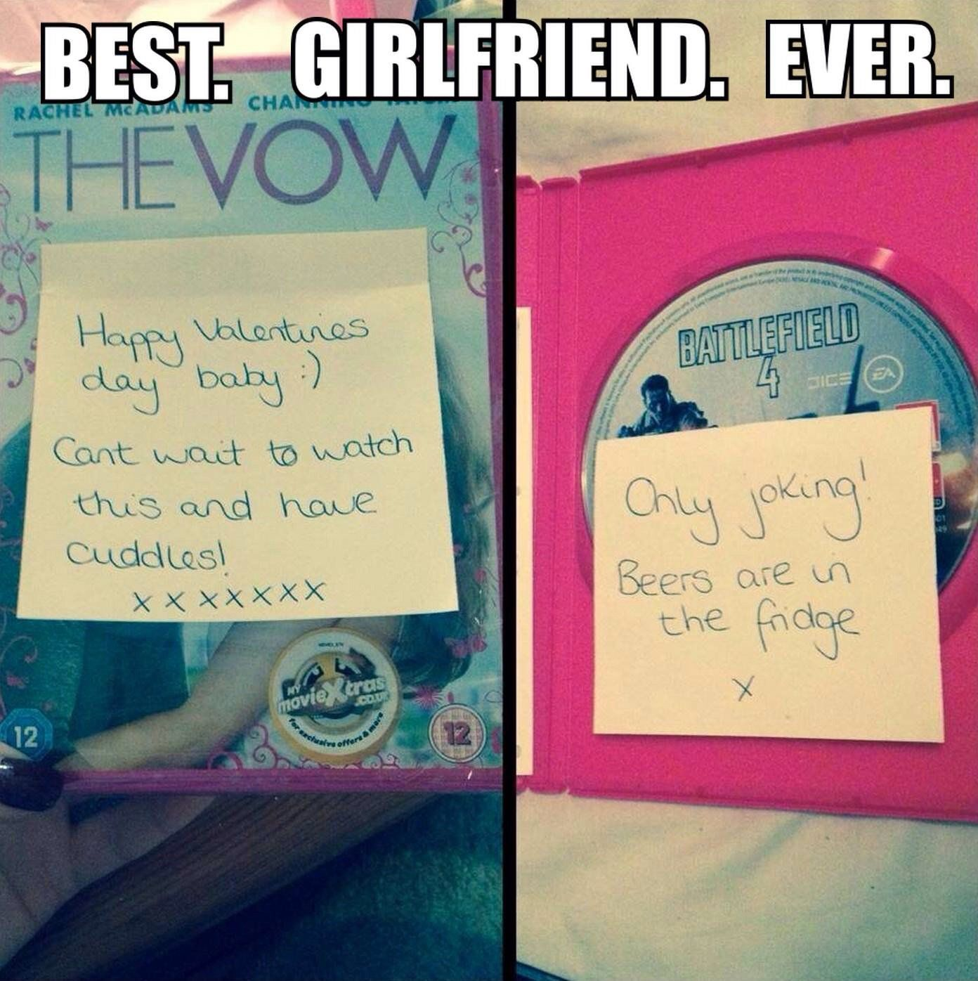Best Girlfriend Thoughtful Gifts For Him Diy Gifts For Him Surprise Gifts For Him