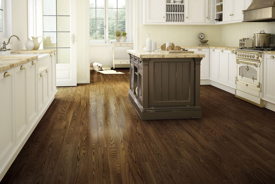 Deep Bronze Ambiance Red Oak Pacific Exclusive