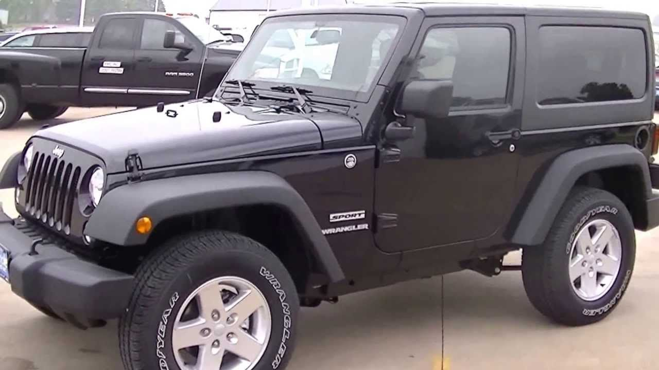 Normal, Illinois 2014 Jeep Wrangler Sport Lease or