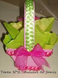 dulceros conos de rollos de papel - Buscar con Google