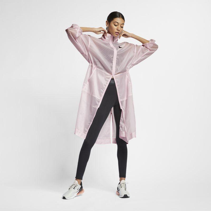 Noticias de última hora Equipo Estación de ferrocarril  Nike Sportswear Swoosh Women's Woven Jacket - Pink | Lightweight parka,  Raincoat fashion, Sportswear