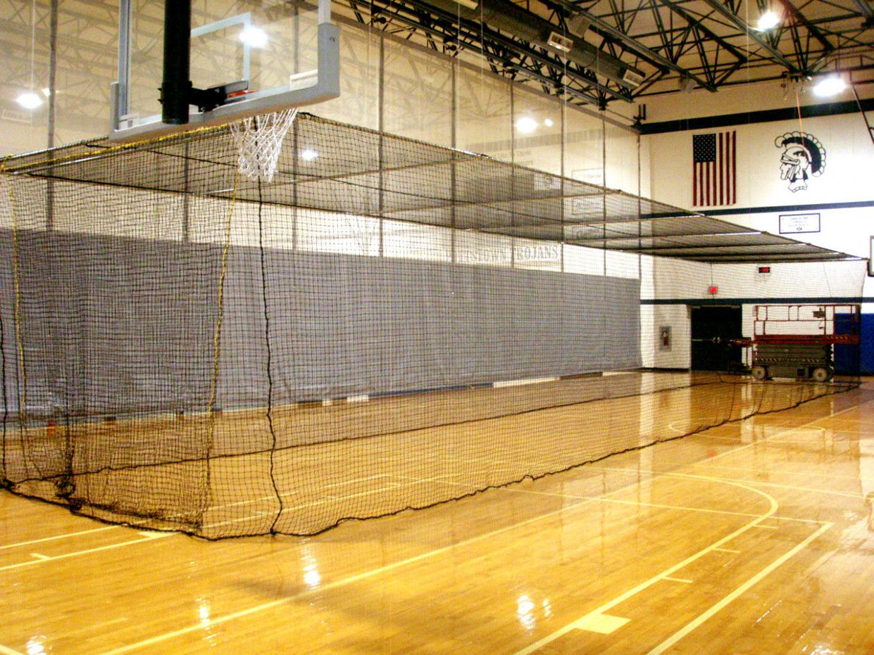 Wonderful How To Make in 2020 | Batting cage backyard ...